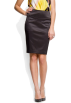 Mango Skirts -  Mango Women's Pencil Skirt Black