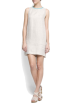 Mango Dresses -  Mango Women's Straight-cut Linen Dress Beige