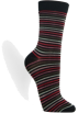 Mango Underwear -  Mango Women's Striped Socks