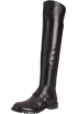 Amazon.com Boots -  Marc by Marc Jacobs Women's 626240/11 Knee-High Boot Black Nappa