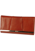 Mundi Clutch bags -  Mundi  Kenneth Cole Barcelona  Leather Flap Clutch Red