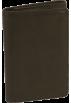 Osgoode Marley Portafogli -  Osgoode Marley Cashmere ID Tri-Fold Wallet Mocha