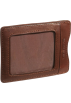Osgoode Marley  -  Osgoode Marley Cashmere Magnetic Clip Wallet Brandy