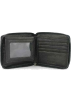 Osgoode Marley Billeteras -  Osgoode Marley Zipper Pass Case Black