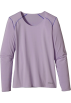 Patagonia Long sleeves shirts -  Patagonia Capilene 1 SW Stretch Crew - Women's Sea Lavender