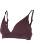 Patagonia Underwear -  Patagonia Women's Barely Wireless Bra Opal Deep Plum