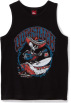 Quiksilver Top -  Quiksilver Boys 2-7 Surf Serenade Tank Top Black
