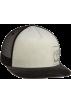 Quiksilver Cap -  Quiksilver Men's Baseline Trucker Hat White