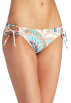 Roxy Swimsuit -  Roxy Juniors Dream About 70's Lowrider White