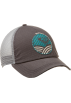 Roxy Cap -  Roxy Juniors Local Hat Smoked Pearl