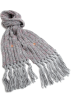 Roxy Scarf -  Roxy Juniors Tell Me Scarf Gray
