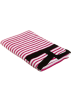 Roxy Accessories -  Roxy Kids Girls 7-16 Sail Away Beach Towel Pink/White Stripe