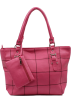 Scarleton Hand bag -  Scarleton Large Tote H1044 Rose