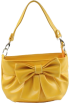 Scarleton Hand bag -  Scarleton Patent Faux Leather Shoulder Handbag H1073 Yellow