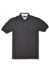 Tommy Hilfiger T-shirts -  Tommy Hilfiger Men Custom Fit Polo T-shirt Black