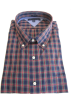 Tommy Hilfiger Long sleeves shirts -  Tommy Hilfiger Men's Dress Shirt Slim Fit Long Sleeve, Multi Plaid, 18.5, 34-35