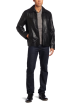Tommy Hilfiger Jacket - coats -  Tommy Hilfiger Men's Open-Bottom Classic Jacket Black