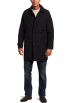 Tommy Hilfiger Jacket - coats -  Tommy Hilfiger Men's Trench Coat Black