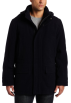Tommy Hilfiger Jacket - coats -  Tommy Hilfiger Men's Wool Plush Stadium Jacket Navy
