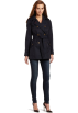 Tommy Hilfiger Jacket - coats -  Tommy Hilfiger Women's Beanie Classic Spring Trench Midnight