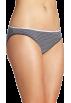 Tommy Hilfiger Underwear -  Tommy Hilfiger Women's Classic Bikini Navy Stripe