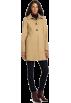 Tommy Hilfiger Jacket - coats -  Tommy Hilfiger Women's Classic Wool A-Line Coat Camel
