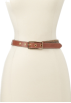 Tommy Hilfiger Belt -  Tommy Hilfiger Women's Plaid Strap Belt Houndstooth