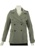Tommy Hilfiger Jacket - coats -  Tommy Hilfiger Wool Blend Coat Pale Grey