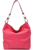 Tosca Blu  -  Tosca Classic Shoulder Handbag Fuchsia Pink
