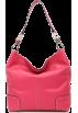 Tosca Blu Hand bag -  Tosca Classic Shoulder Handbag Fuchsia Pink