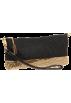 Amazon.com Hand bag -  Whiting & Davis Matte Shine Convertible Cross Body Black Gold