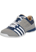 adidas Sneakers -  adidas Men's Creator Zero Low Basketball Shoe Silver/White/Blue