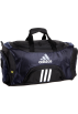 adidas Torby -  adidas Striker Medium Duffel Bag Collegiate Navy/Black