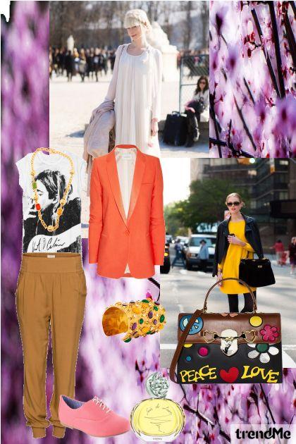 Street fashion magic