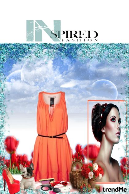 Tulipas- Fashion set