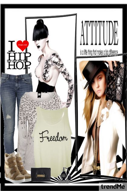 Hip Hop- Fashion set