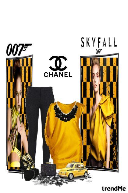 Skyfall by: Chanel