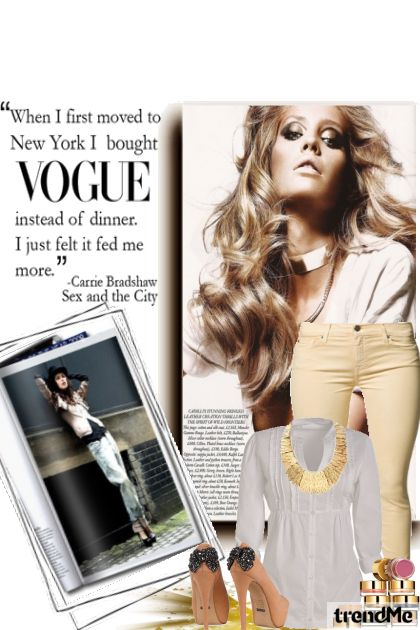 Sex Vogue
