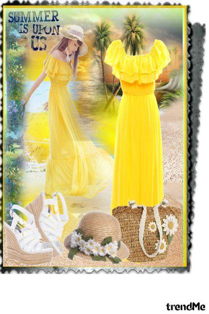 Summer dedicated for dear Girlzinha Mml