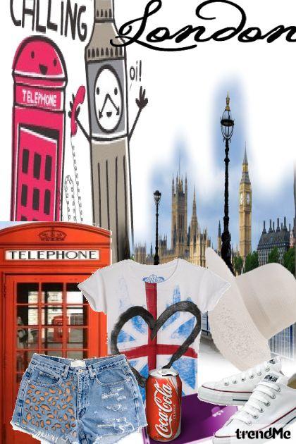 I 2much love London !- Fashion set