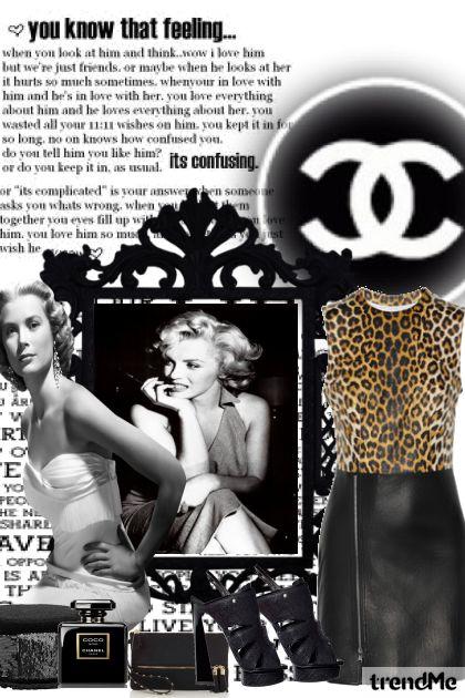 Chanel elegancija