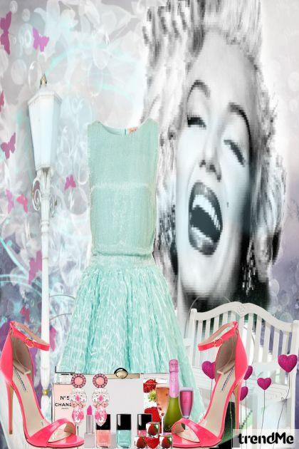 Marilyn by Marilyn- Fashion set