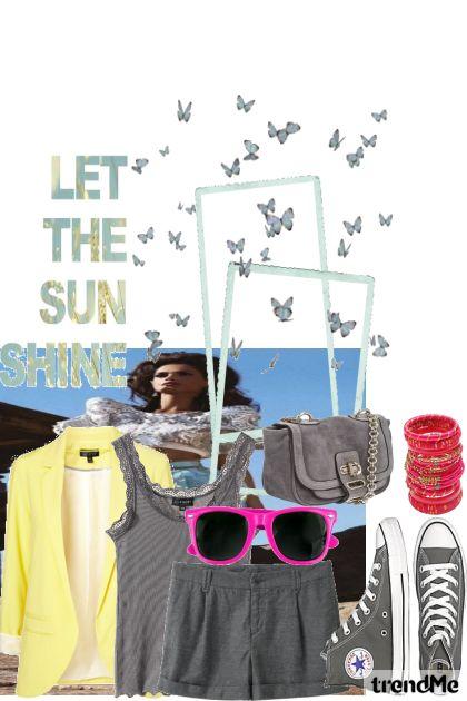 Ajmo iskoristit danasnji lijep i suncan dan!!! ;)