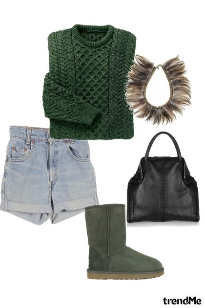 comfy winter- Fashion set
