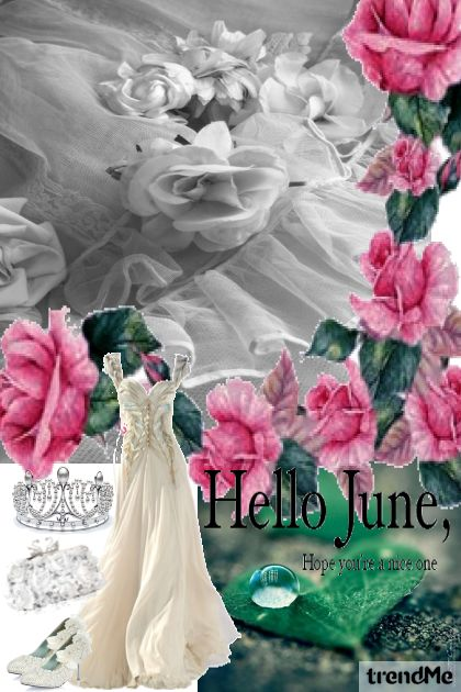 Hello June, I hope you're a nice one