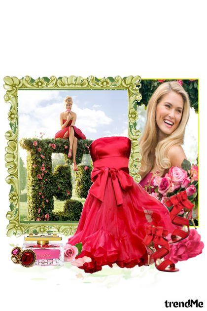 Rose garden ~ESCADA Fragrance~