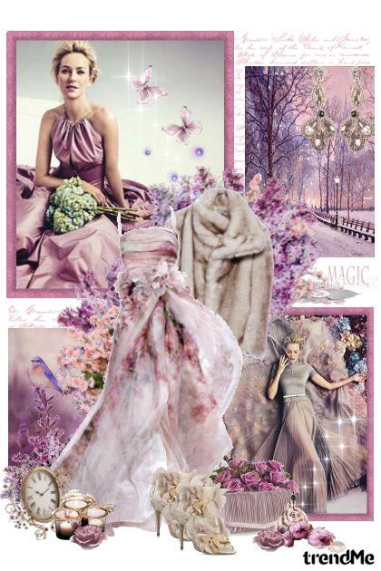 Follow the Purple Flowers' Dream...