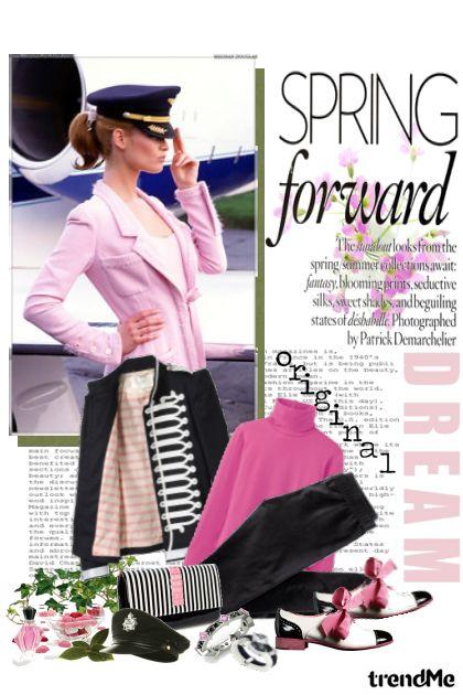 Spring Forward !!
