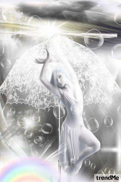 ples na kiši
