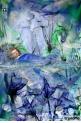 plava fantaija